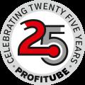 Symbol_25-let_PROFITUBE